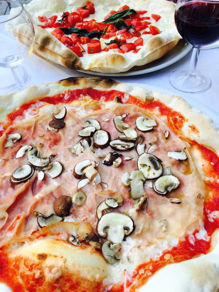 pizza, amore mio